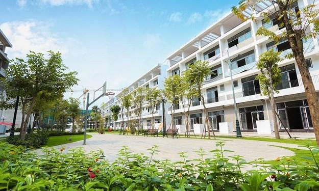 """Giới đầu tư bất động sản Hà Nội """"phát cuồng"""" với shophouse chỉ 7,3 tỷ đồng/căn"""