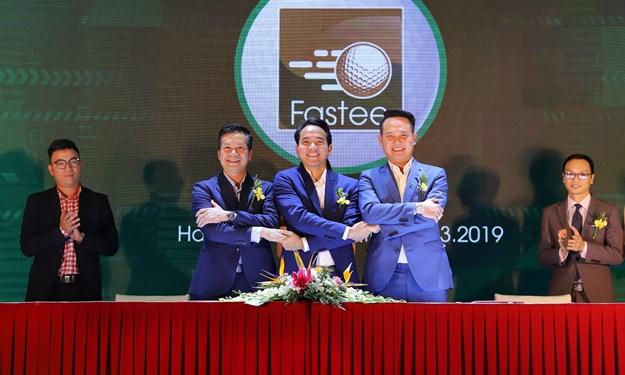 Ra mắt ứng dụng đặt sân golf mang tên Fastee