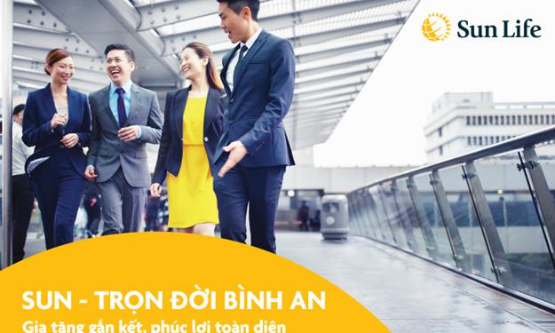 Sun Life Việt Nam ra mắt sản phẩm mới SUN - Trọn Đời Bình An
