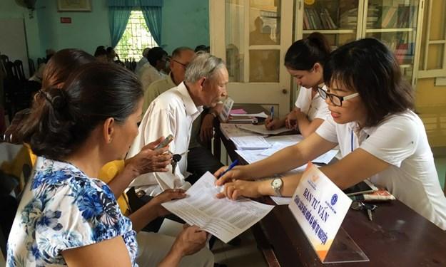 Chi trả lương hưu, trợ cấp BHXH hàng tháng qua hệ thống bưu điện trong thời gian phòng, chống dịch Covid-19