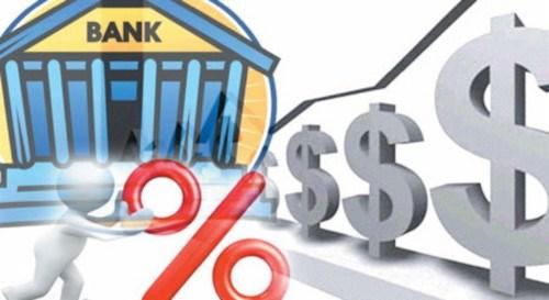 """Nhiều ngân hàng mở """"chiến dịch"""" tăng lãi suất tiền gửi"""