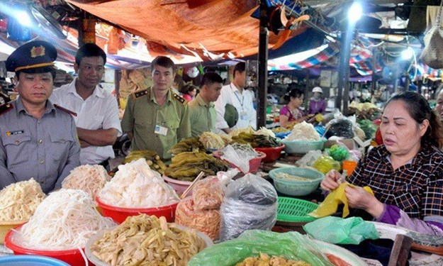 Quy định mới về mức thu phí trong công tác an toàn vệ sinh thực phẩm