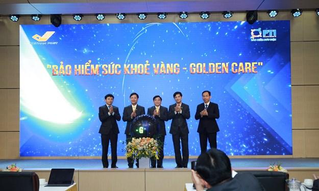 PTI ra mắt sản phẩm Golden Care chăm sóc sức khỏe cộng đồng
