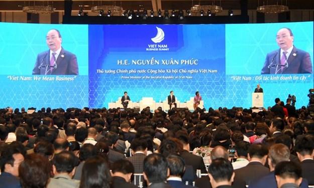 Hội nghị Thượng đỉnh Kinh doanh Việt Nam 2018 sẽ diễn ra tại Hà Nội