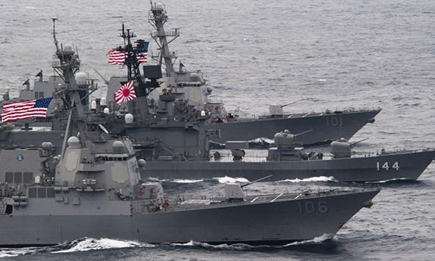 [Video] Cuộc diễn tập tên lửa răn đe Trung Quốc của Mỹ tại Nhật