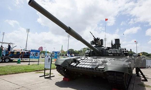 Việt Nam học tập Lào mua T-72B Đại bàng trắng để phối hợp cùng T-90?