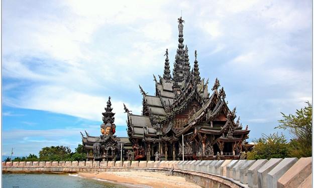 [Video] Những công trình tôn giáo có kiến trúc độc đáo trên thế giới