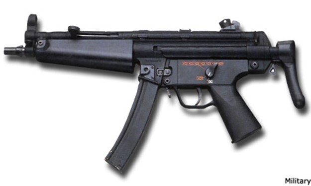 Súng Heckler&Koch MP5 - Khẩu tiểu liên huyền thoại của người Đức