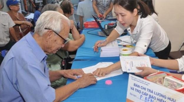 Thủ tục hưởng lương hưu trước tuổi