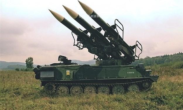 Sức mạnh đáng gờm của hệ thống tên lửa phòng không lục quân tầm ngắn 2K12 Kvadrat