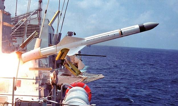 Sức mạnh khủng khiếp tên lửa diệt hạm Exocet của Pháp