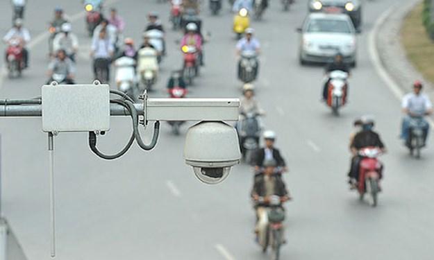 [Video] 500 camera hỗ trợ cảnh sát Hà Nội giám sát, xử lý vi phạm giao thông