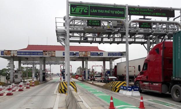[Video] Trạm BOT ở Sài Gòn áp dụng hệ thống thu phí không dừng