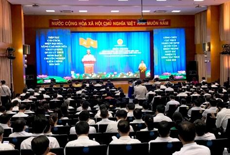 TP. Hồ Chí Minh: Thu nội địa tăng hơn 14,1%