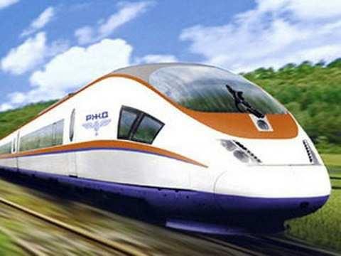 Đề xuất xây dựng đường sắt cao tốc 21,4 tỉ USD