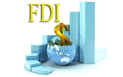 Năm 2013, đặt mục tiêu thu hút FDI khoảng 13 - 14 tỷ USD