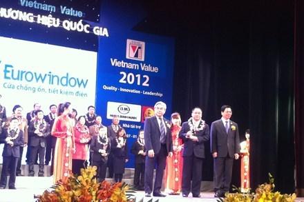 Công bố xếp hạng 500 doanh nghiệp lớn nhất 2012