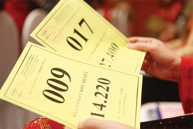 Cổ phiếu không có quyền biểu quyết: Cân nhắc