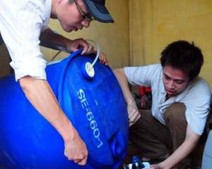 Vụ nước nhiễm bẩn tại Khu N01: Nhà đầu tư né trách nhiệm