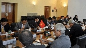 Tham vấn kinh tế cấp thứ trưởng Việt Nam và Italy