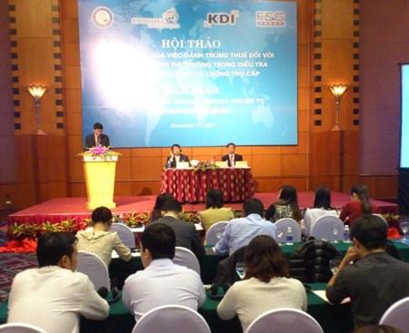 Doanh nghiệp Việt Nam với nguy cơ bị đánh trùng thuế phòng vệ thương mại