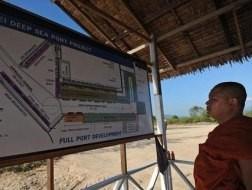 Giới đầu tư Thái dè dặt rót tiền vào Myanmar