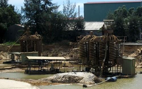 Nhiều sai phạm về đất đai, khoáng sản tại Bình Định