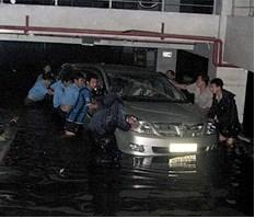 Bảo hiểm thời hậu lũ lụt