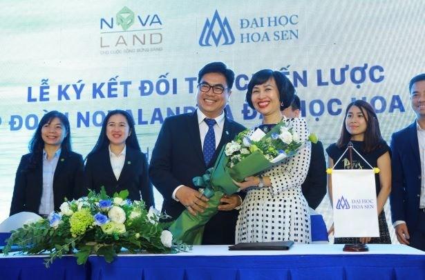 Novaland đẩy mạnh triển khai kế hoạch 2019 và ký kết thêm đối tác chiến lược