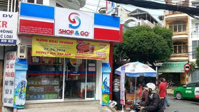 VinCommerce chi 1 USD  để sở hữu 87 cửa hàng tiện lợi Shop&Go