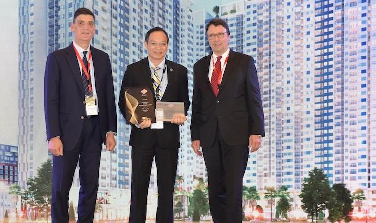 """TTC Land - """"Dấu ấn"""" top 10 chủ đầu tư hàng đầu 2019 tại BCI Asia Awards"""