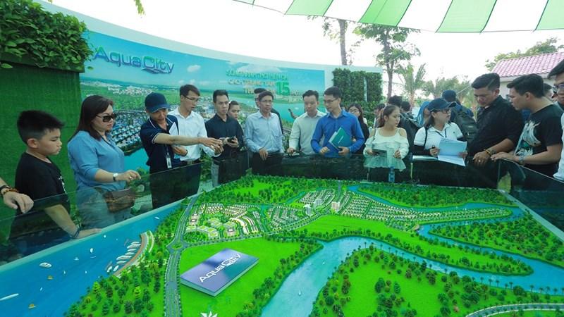 Novaland giới thiệu nhiều dự án là tổ hợp nghỉ dưỡng khủng tại khu vực phía Nam