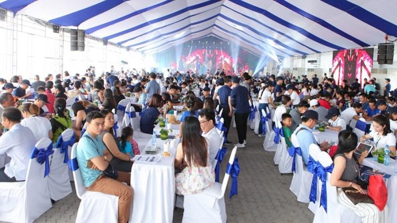 Novaland Expo đón gần 10.000 lượt khách sau 2 ngày Triển lãm