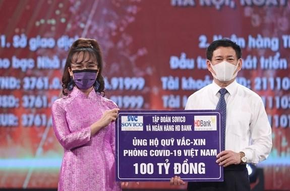 Nữ tỷ phú Việt Nam xếp vị trí 1.111 thế giới theo Forbes