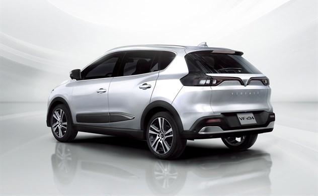 Làm thế nào để hưởng trọn 290 triệu đồng ưu đãi khi mua ô tô điện VinFast VF e34