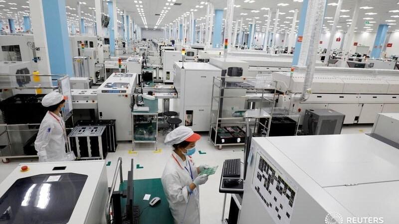 Hình ảnh máy thở của Vingroup trên AFP, Bloomberg, Reuters gây sốt