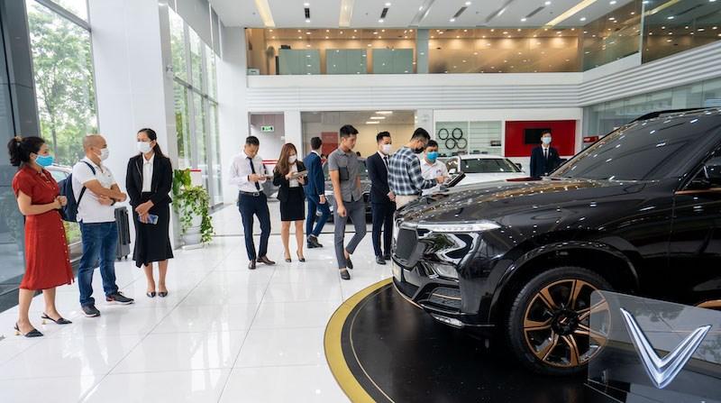 Báo Nikkei: Mẫu xe President giúp Vinfast nâng tầm thương hiệu