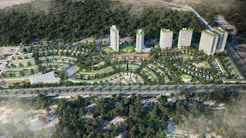 Hưng Lộc Phát Corp tham gia phát triển du lịch tỉnh Bình Thuận