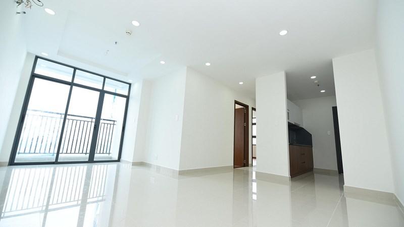 Người mua nhà sẽ được thăm quan căn hộ thực tế dự án Phú Đông Premier