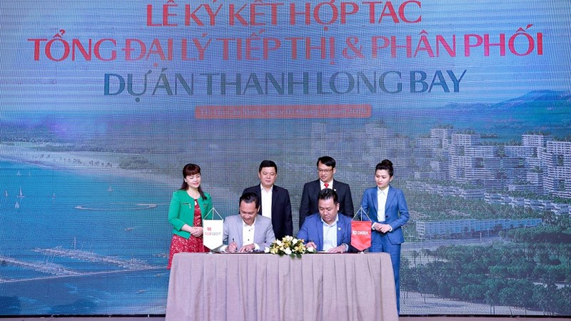 DKRA Vietnam làm tổng đại lý tiếp thị và phân phối dự án Thanh Long Bay