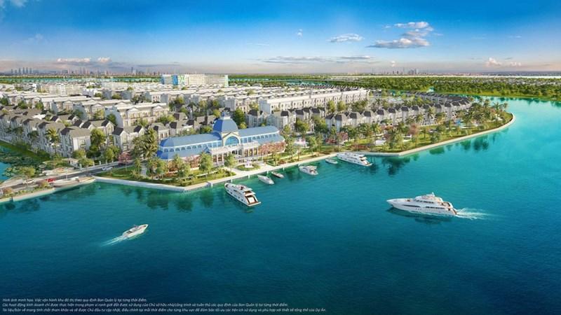 """Vinhomes tung chính sách """"bom tấn"""" cho khách mua biệt thự Vinhomes Grand Park"""