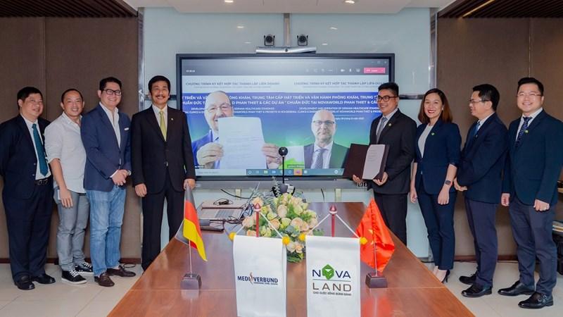 Tập đoàn Novaland phát triển dịch vụ, cơ sở y tế đẳng cấp tại NovaWorld Phan Thiet