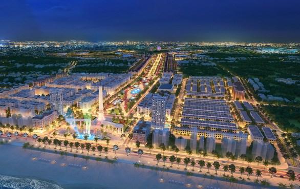 Sun Group khởi công dự án quảng trường biển Sầm Sơn hơn 1 tỉ USD