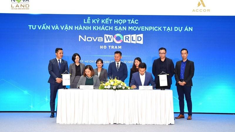 Thương hiệu khách sạn Movenpick sẽ có mặt tại NovaWorld Ho Tram
