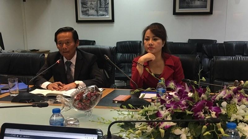 Bà Chu Thị Bình rút toàn bộ 245 tỷ đồng và ngừng giao dịch với Eximbank