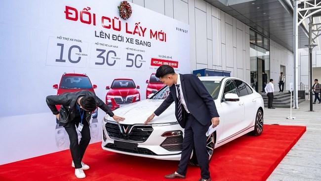 Loạt chính sách chưa từng có giúp vực dậy thị trường ô tô Việt Nam năm 2020