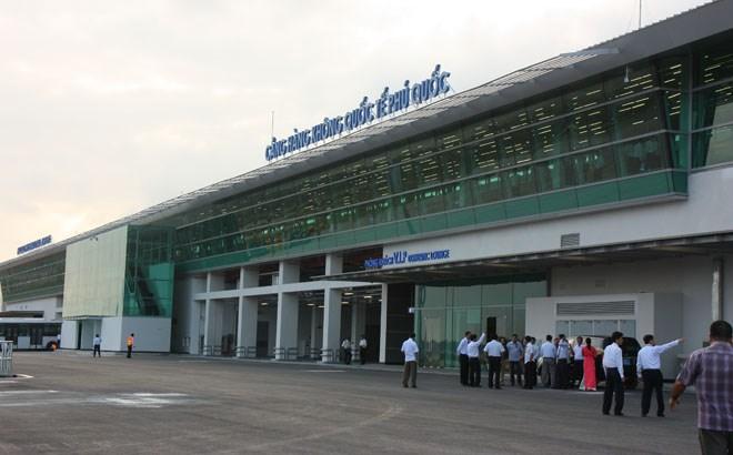 """Bộ Giao thông đề xuất """"bán"""" sân bay Phú Quốc"""