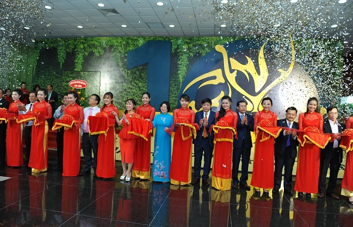 Địa ốc Phú Long kỷ niệm 10 năm thành lập