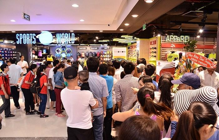 Thị trường tiêu dùng Việt Nam đầy hấp dẫn