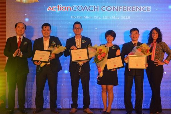 ActionCOACH Việt Nam đạt doanh thu 32 tỷ sau 1 năm hoạt động